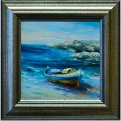 Естел Ангелова - Лодка на брега