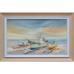Анелия Тодорова - Лодки в почивка