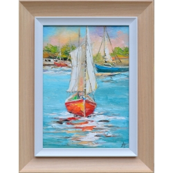 Анелия Тодорова - Рибарски лодки