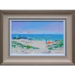 Милен Маринов - Август на брега