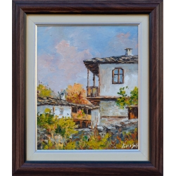 Траян Демирев - Къща в село Рудник
